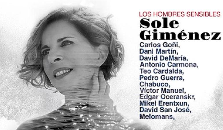 """Lo Más Caracol: """"Los hombres sensibles"""" lo nuevo de Sole Giménez"""