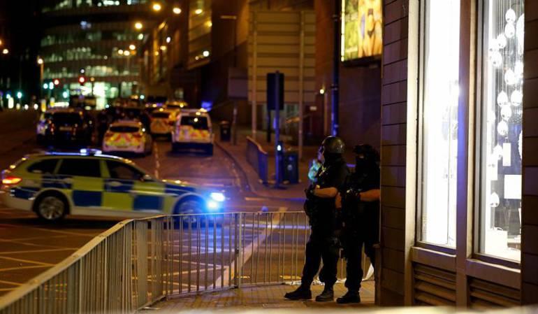 Reino Unido deja de compartir datos sobre ataque con EE.UU