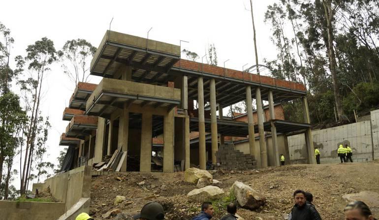 ¡Abajo El Bambú! CAR ordena la demolición del predio ilegal en Rosales