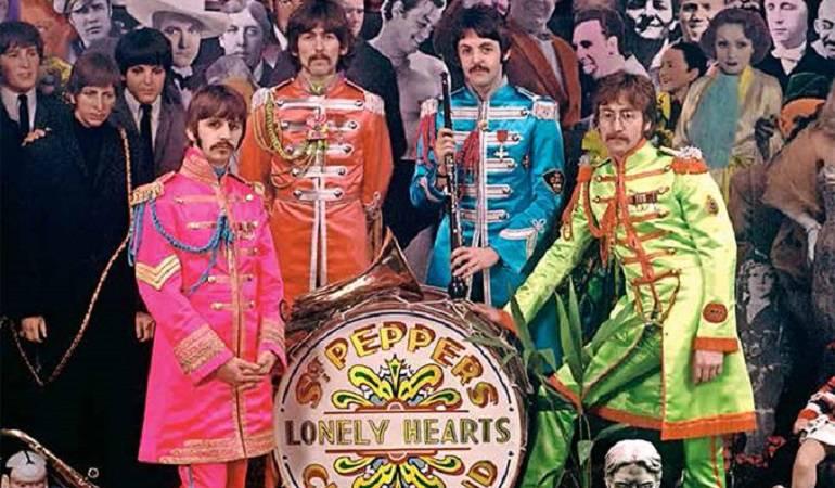 Cumpleaños 50 del Sargento Pimienta de The Beatles