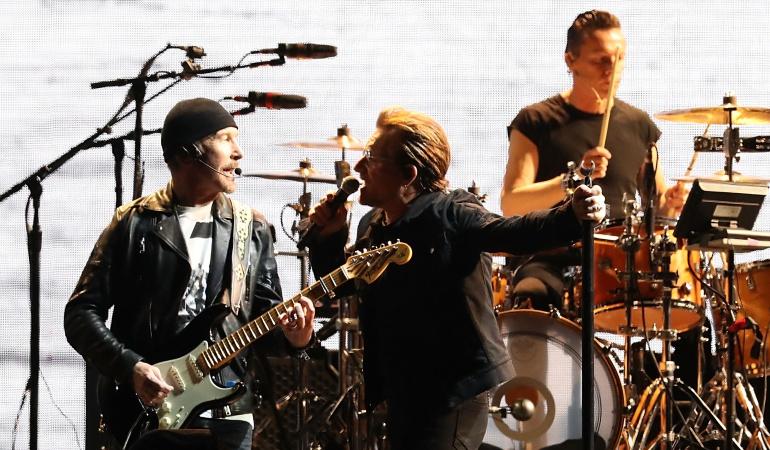 ¿Cuando se presentará U2 en Bogotá?: Se confirma concierto de U2 en Bogotá