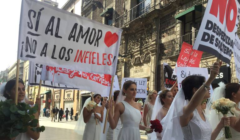 """La ley del corazón será transmitida en México: """"La Ley del Corazón"""" se toma las calles de Ciudad de México!"""