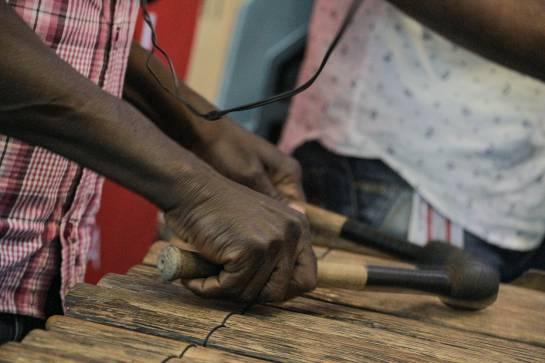 Banda Absalon y Afropacífico: Absalon y Afropacífico nos antojan del Petronio Álvarez