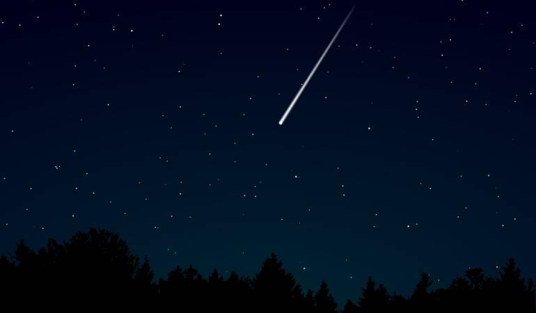 Lluvia de estrellas: Una lluvia de estrellas decorará la noche de este sábado y la madrugada del domingo