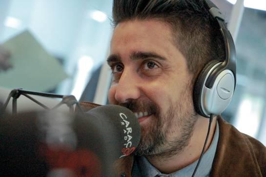 """Alex Ubago en Caracol Radio: """"Creo más en la disciplina que en la inspiración"""": Álex Ubago"""