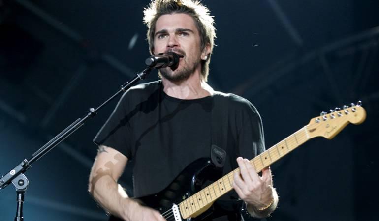 """El """"parcero"""" Juanes, cumple 45 años."""