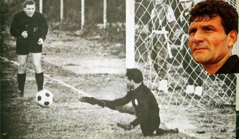 Carlos Medrano, arquero argentino del Quindío que logró detener 8 penales