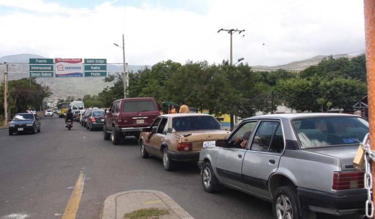 Gobierno de Venezuela desmintió denuncia sobre paso de militares a Colombia
