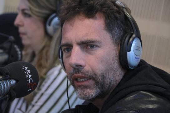"""Entrevista a Francisco Denis, actor en la serie """"Narcos"""".: La historia (de Narcos) es parte de nuestra realidad y podemos hablar de ello: Francisco Denis"""