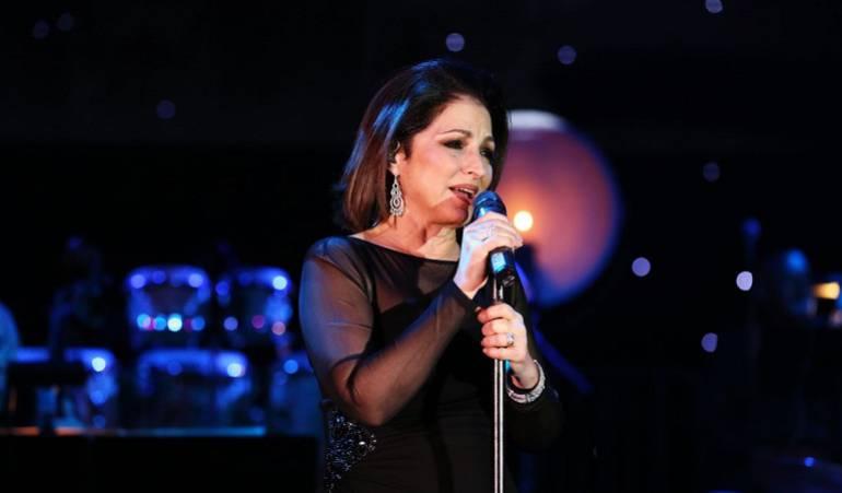El pop latino representado en Gloria Estefan