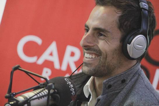 """Santiago Giraldo y el descanso en su carrera tenística: """"Quiero sentir la libertad, estar tranquilo con mi familia y amigos"""": Santiago Giraldo"""