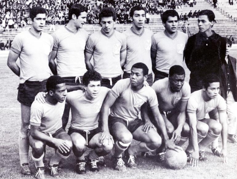 El Pereira de 1969, el kinder de López Fretes