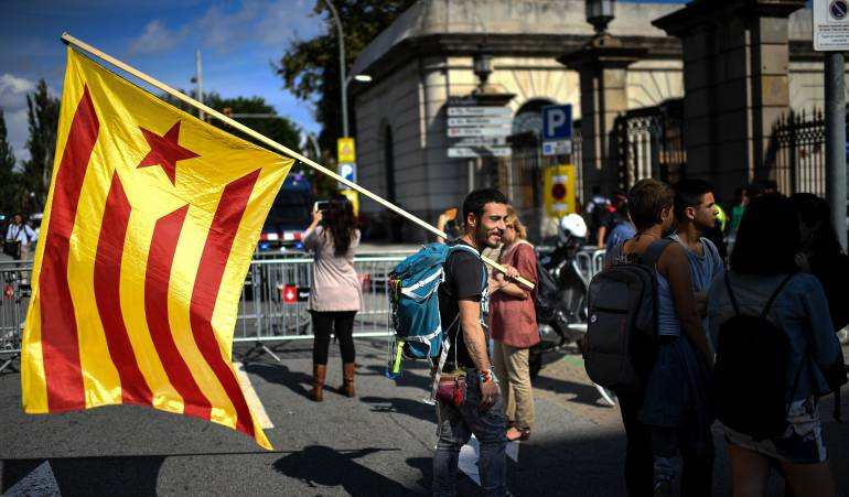 Puigdemont Marzal Sarrats Independencia Cataluña: Si Puigdemont declara la independencia, España intervendrá de inmediato a Cataluña: Marzal Sarrats