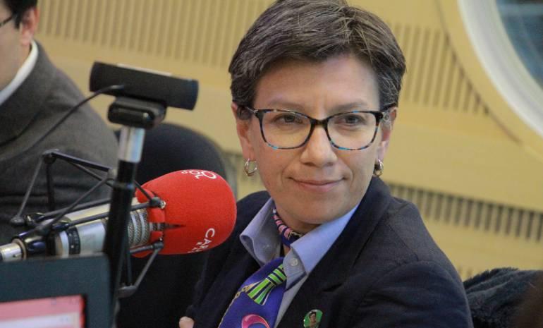 Claudia López debe retractar afirmaciones contra el fiscal