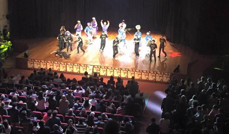 Lo Más Caracol: Pop y danza de Corea en Bogotá