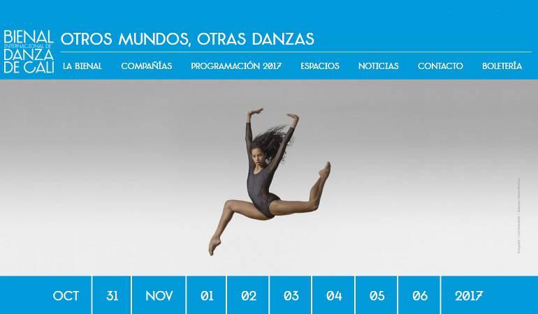 Lo Más Caracol: Tercera Bienal de Danza de Cali