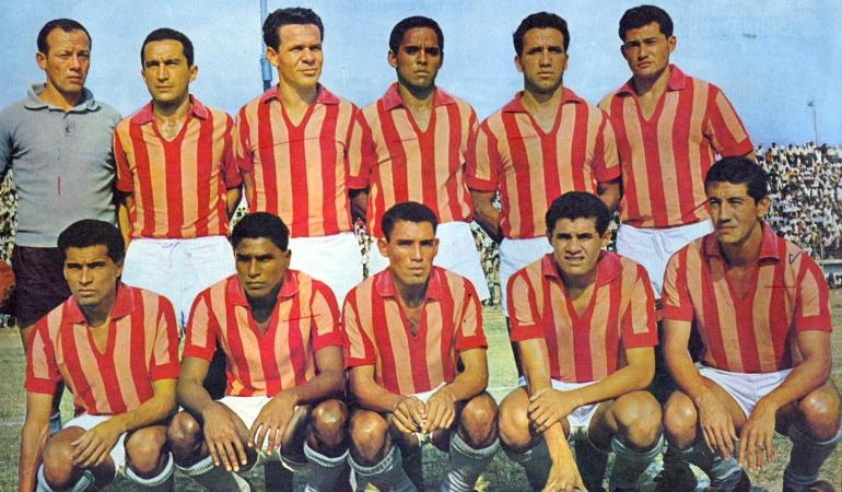 El Pereira de 1965