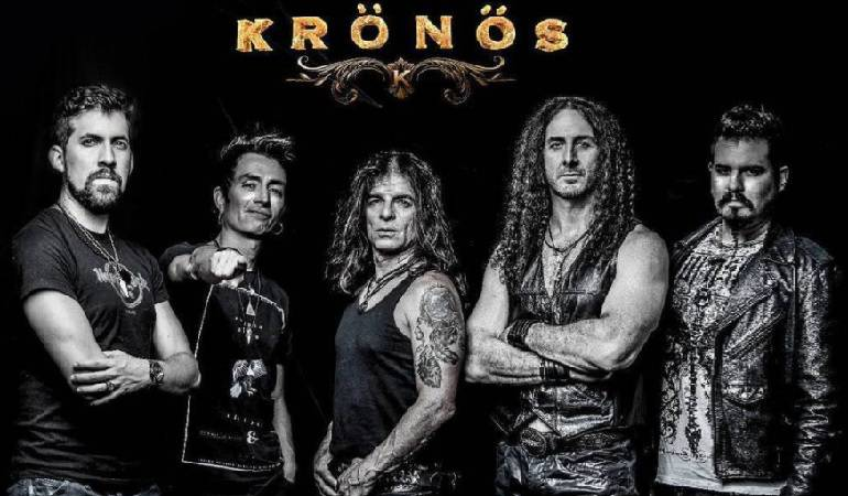 Lo Más Caracol: 30 años del rock de Krönös
