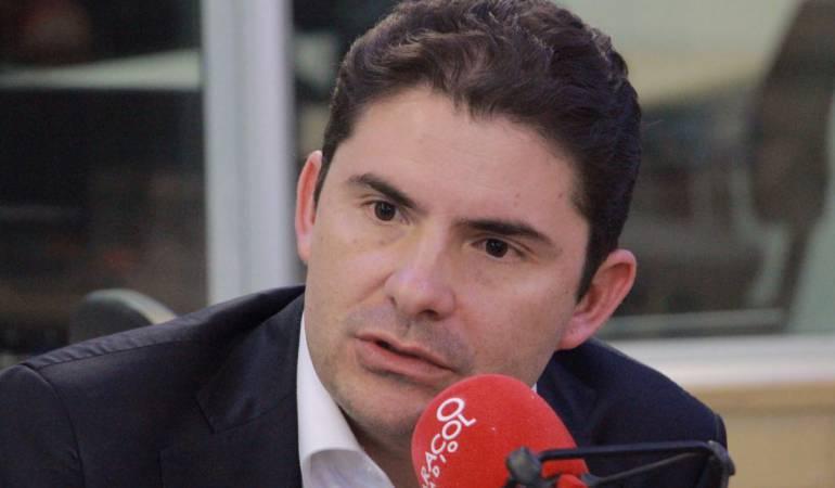 Henao en Hora 20 de Caracol Radio sobre la JEP: Si aceptan sus proposiciones, Cambio Radical apoyaría la JEP: Henao