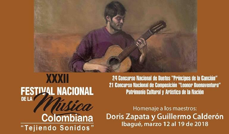 Lo Más Caracol: Requisitos del Festival Nacional de Música Colombiana 2018