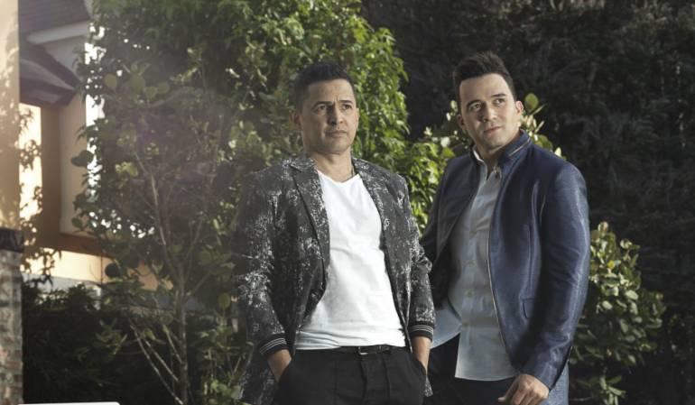 Jorge Celedón y Sergio Luis Rodríguez ganan el Grammy Latino con el álbum 'Ni un paso atrás'