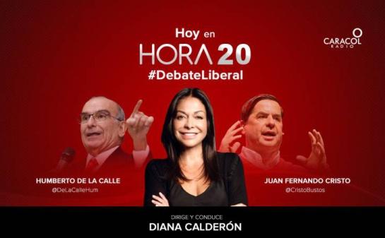 Compilado de debates con precandidatos presidenciales en Hora 20: Los candidatos en H20
