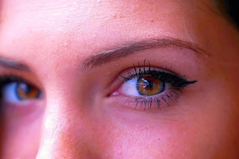 VIH con ojos de mujer