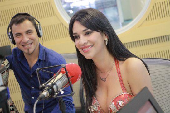 """Danza árabe: """"Noche de vientres brillantes"""", show de danza árabe que se presenta en Bogotá"""
