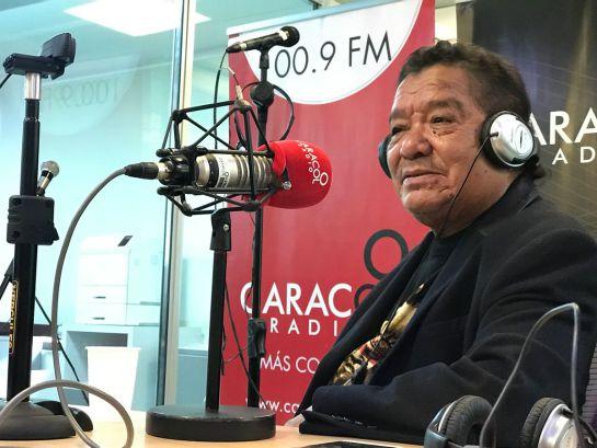 """Pastor López: Pastor López: """"57 años cantando para el mundo entero, orgulloso de hacer bailar a la gente"""""""