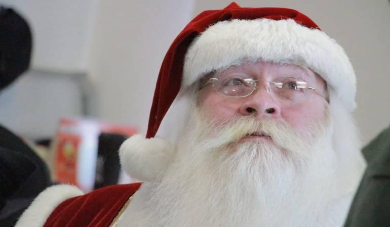 ¿Dónde está Santa Claus?