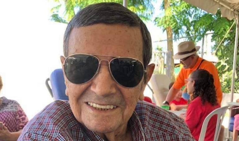 Tony Vega Feria de cali: Fallece el padre de Tony Vega
