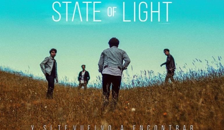 """Lo Más Caracol: """"Si te vuelvo a encontrar"""" State of light"""
