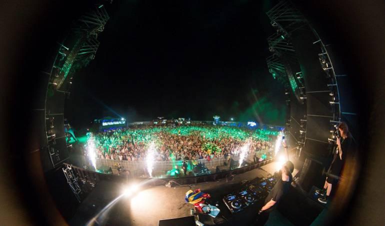 Lo Más Caracol: Storyland: La fiesta electrónica más grande de Colombia