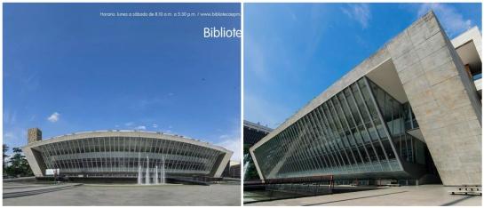 Las bibliotecas más hermosas de Colombia