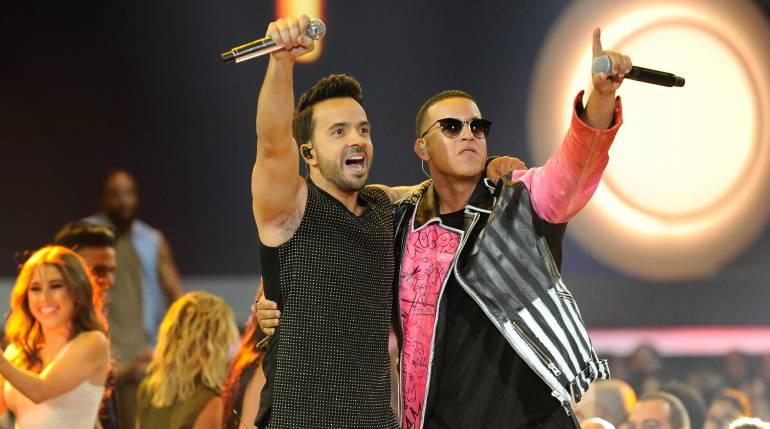 Daddy Yankee y Luis Fonsi