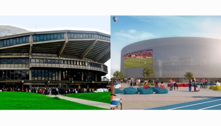 Arena Metropolitana: Patrocinador y fecha de inauguración de la Arena Metropolitana