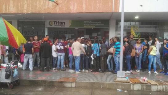 Flujo migratorio entre Colombia y Venezuela creció en 110% en el último año