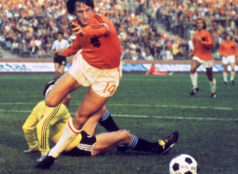 Holanda Cruijff Fútbol: Johan Cruyff