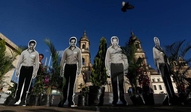 Fajardo, Petro y Duque siguen liderando intención de voto en el país