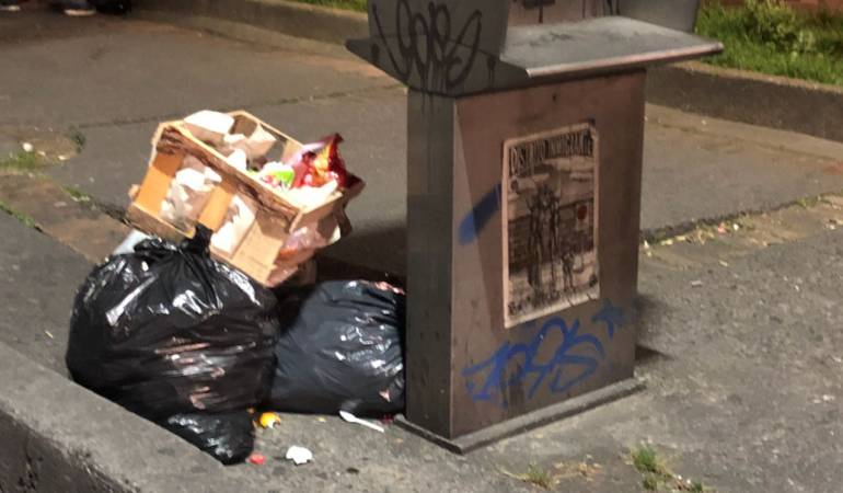 Bogotá: Alcaldía declara emergencia ambiental y sanitaria por basuras