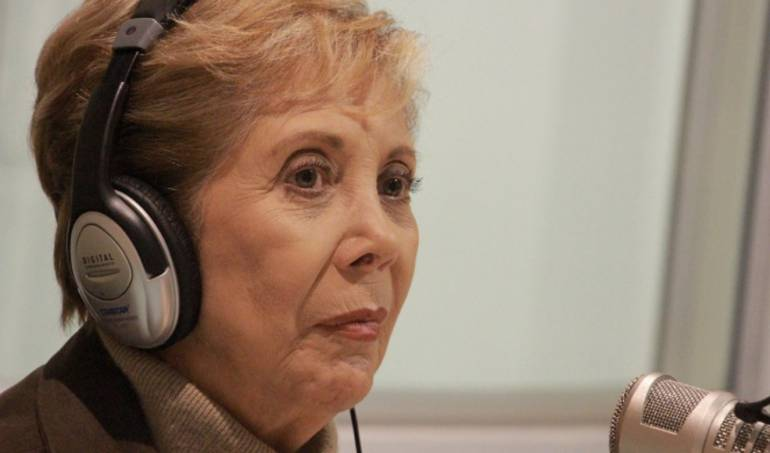 Mi Banda sonora Consuelo Luzardo actriz: Mi Banda Sonora con Consuelo Luzardo