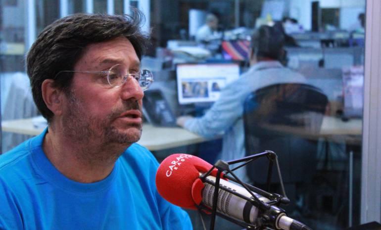 El alcalde trató de ayudar a Aguas de Bogotá: Pacho Santos