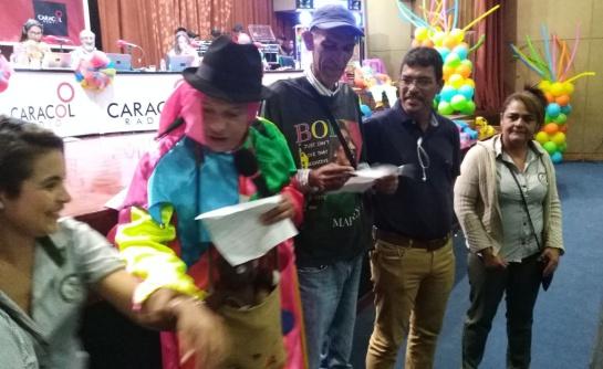 Carnaval de Barranquilla: El concurso de Don Jediondo en el Carnaval de Barranquilla