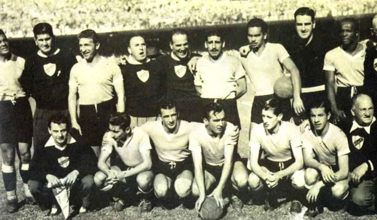 Uruguay, 1950