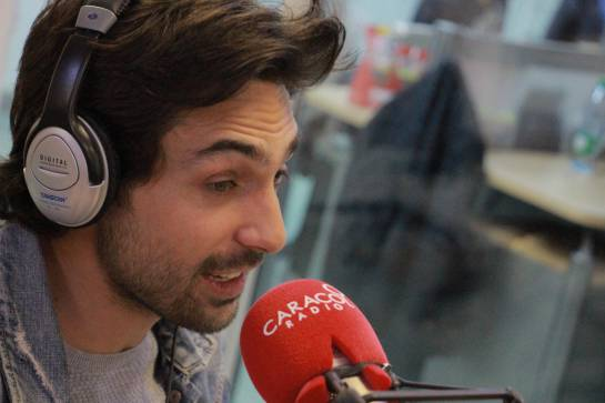 'Paraiso travel' la más reciente producción del actor: Sebastián Eslava con sangre de torero pero alma de actor