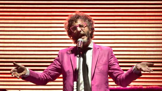 La Ciudad Liberada, es el nuevo albúm: Fito Páez: Dejé de leer para escribir, dejé de escuchar música para hacerla