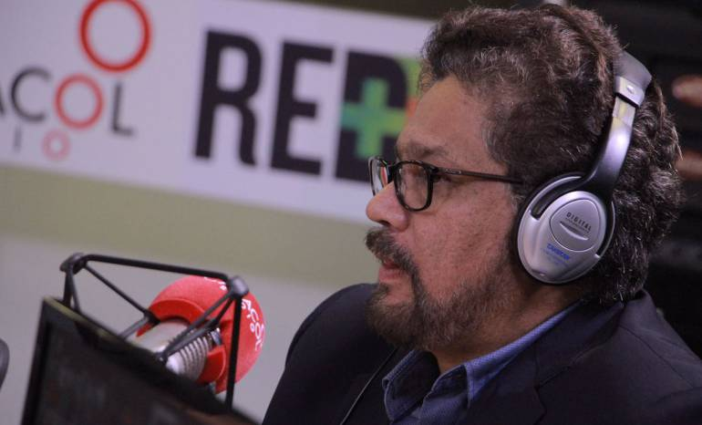 Renuncia Marquez, miembro de las Farc al Senado: Iván Márquez renunció a su curul en el Senado
