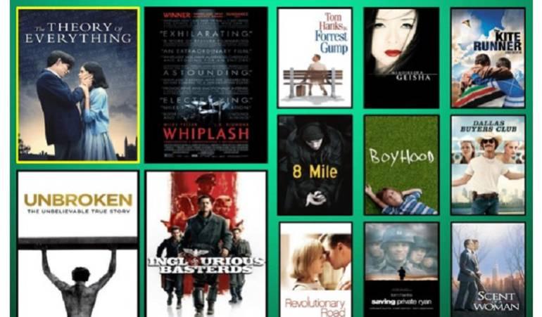 Studio Universal reúne las películas más galardonadas del cine