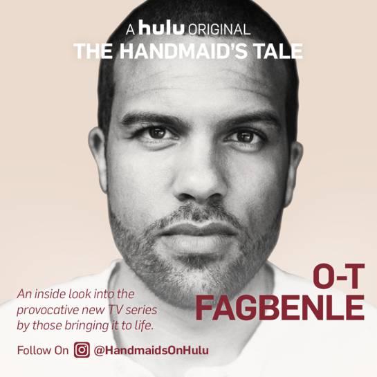 O-T Fagbenle personifica a Luke Bankole.