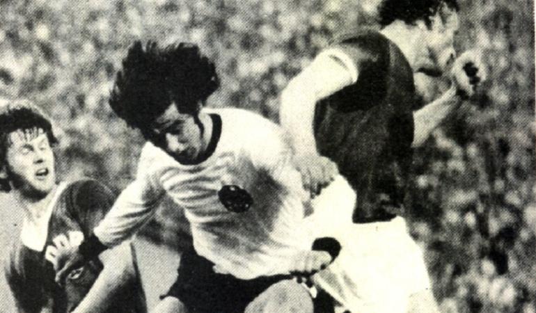 Gerd Muller, Mundial 1974
